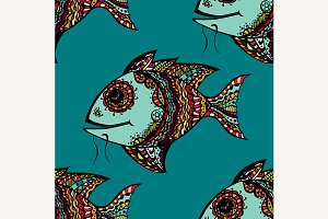 seamless fish