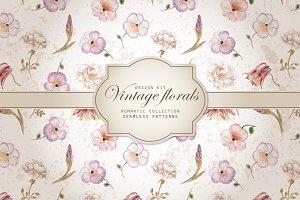 Romantic floral kit