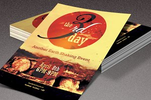 The Third Day Church Flyer