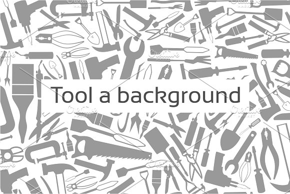 Tool a background - Illustrations