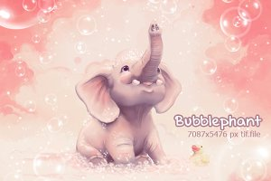 Bubblephant