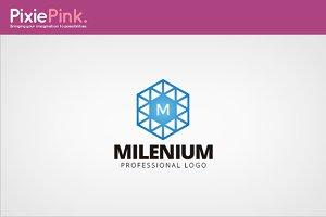 Milenium Logo Template