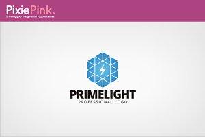 Prime Light Logo Template