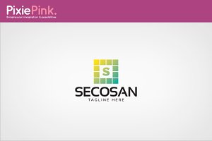 Secosan Logo Template