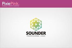 Sounder Logo Template