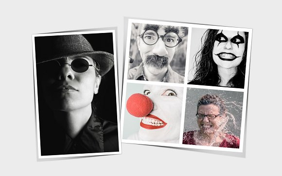 Download Collage Photo Templates