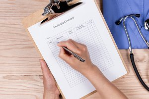 Patient Medication Record