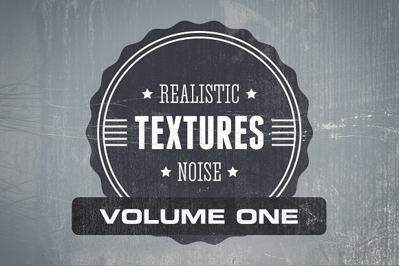 Realistic Noise Textures Pack Vol. 1 - Textures