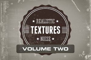 Realistic Noise Textures Pack Vol. 2