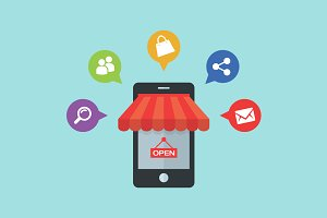 Online Mobile Shopping Discount
