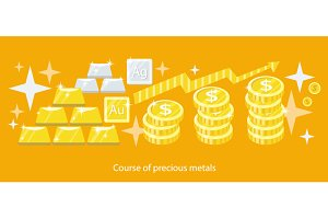 Course of Precious Metals