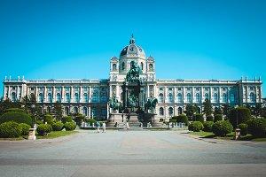 Museum of fine art, Vienna