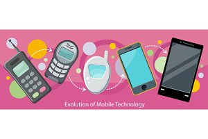 Evolution of Mobile Technology