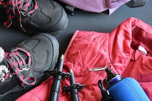 Hiking clothes for women and men