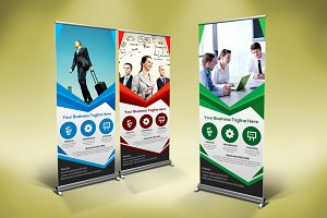 Multi Purpose Roll-up Banner