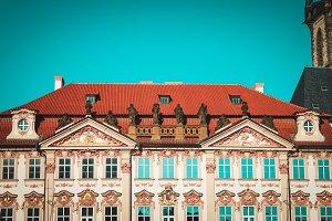 Beautiful house in Prague