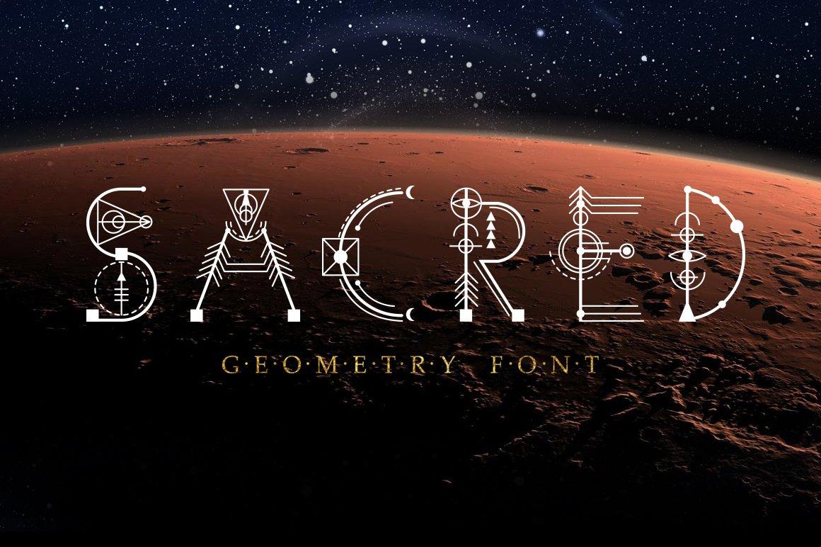 Sacred Geometry Font Symbol Fonts Creative Market Mystore365com Meter6013capacitancecapacitortesterincircuithtml