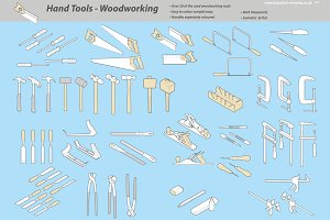 HandTools - Woodworking