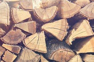 Alpine Fire Wood