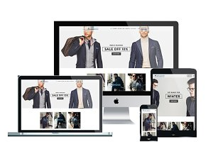 NT Fashion - Wordpress theme