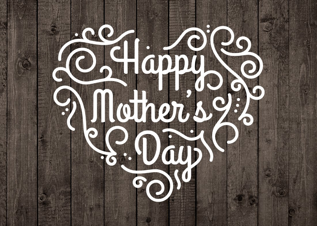 happy mothers day vector overlay png illustrations creative market
