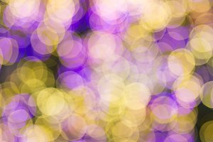 Bokeh background colorful.