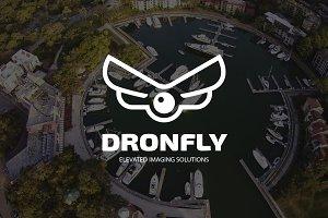 Dronefly Logo