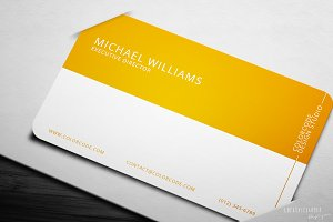 Chromatic Business Card