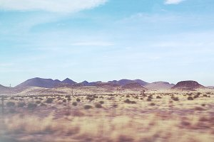 West Texas Travel