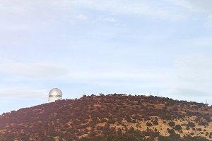 McDonald Observatory Tower
