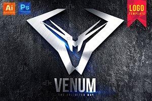 Venum Logo Template