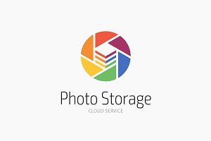 Photo Storage Logo