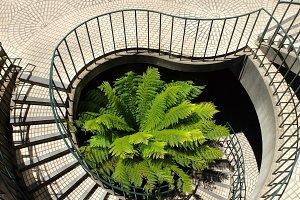 Embarcadero Staircase
