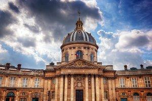 Institut de France in Paris.