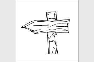 Sketch Signpost