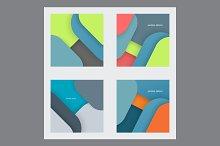 Modern material design set Vol.2