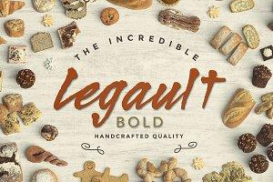 Legault Bold Hand-Drawn Script