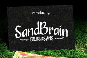 SandBrain - Font Family