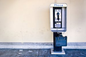 Pay Phone (Photo)