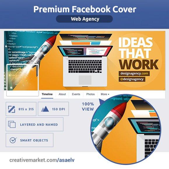 50 off web design agency fb cover facebook templates creative 50 off web design agency fb cover facebook maxwellsz