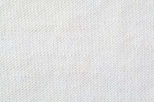 White Knitted Wool Background