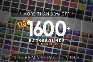 Supermassive Backgrounds BUNDLE