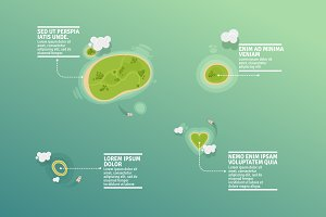 Island Infographic