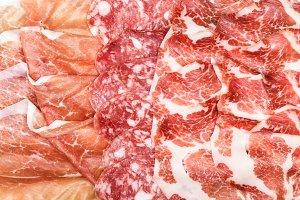 Italian cured meat types