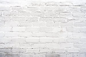 White Brickwall