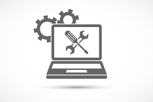 Computing Service Icon