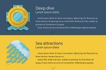 Nautical elements for web design