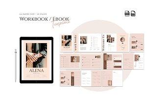 Alena Workbook Template
