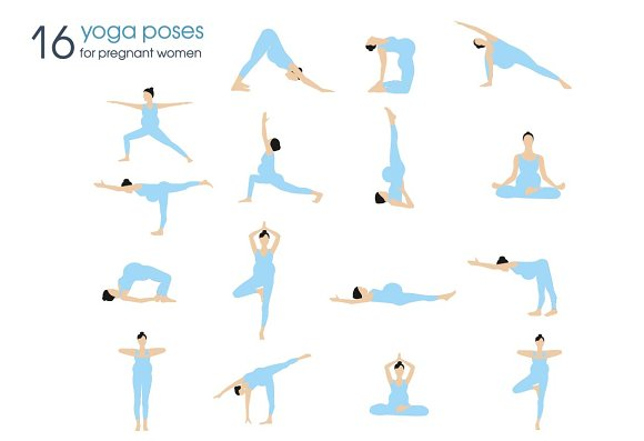 Image result for yoga for pregnant women