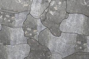 3d rendering of a stones floor